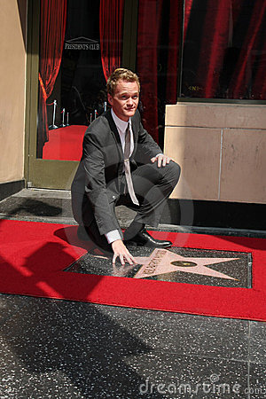 Neil Patrick Harris Editorial Image