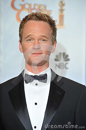 Neil Patrick Harris Editorial Stock Photo