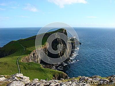 Neist Lighthouse, Scotland