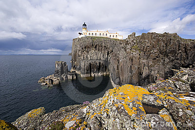 Neist Point, Isle of Skye View