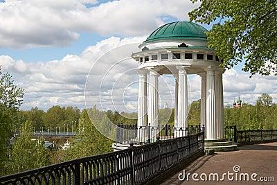 Nekrasovskaya arbor