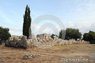 Nekyomanteion near Ephyra, Greece