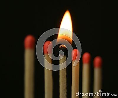 Nella riga di fuoco