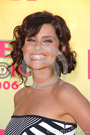 Nelly Furtado Editorial Stock Image