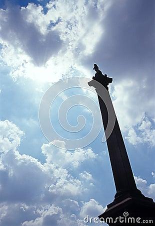 Nelson Column.