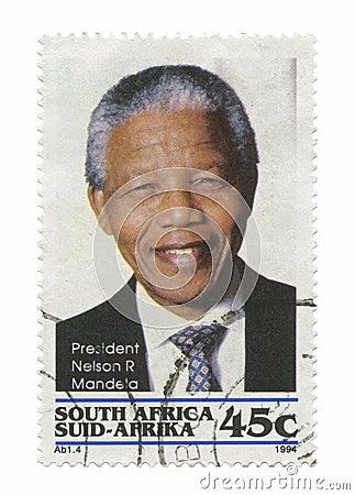 Free Nelson Mandela Royalty Free Stock Images - 20544739