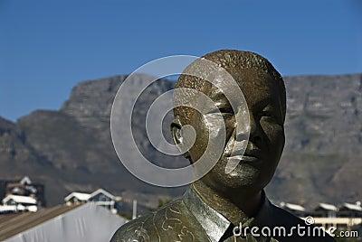 Nelson Mandela Editorial Stock Image
