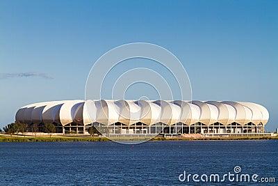 Nelson Mandela Stadium Editorial Photography