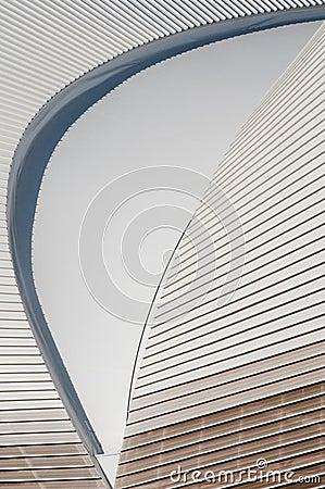 Nelson Mandela Stadium , Porth Elizabeth Editorial Photo