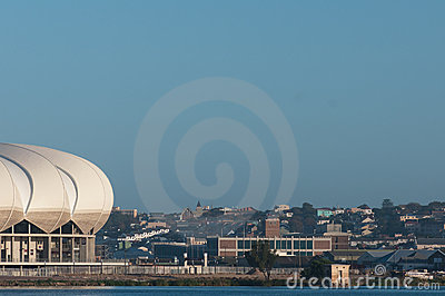 Nelson Mandela Stadium , Porth Elizabeth Editorial Image