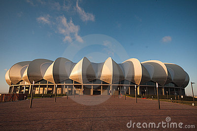 Nelson Mandela Stadium , Porth Elizabeth