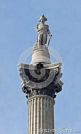 Nelson s Column on Trafalgar Square