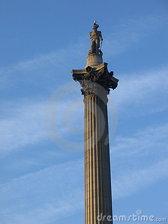 Nelson s Column in Trafalgar Square
