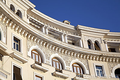 Neo Classical building