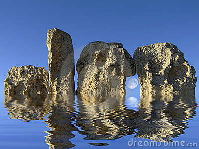 Neolithic Temple