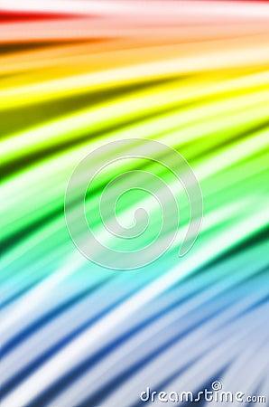 Neon blaze - digital background.