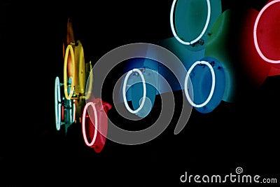 Neon Circles