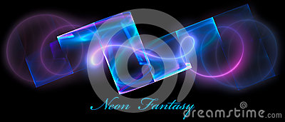 Neon fantasy
