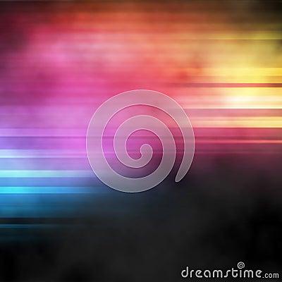 Neon steam