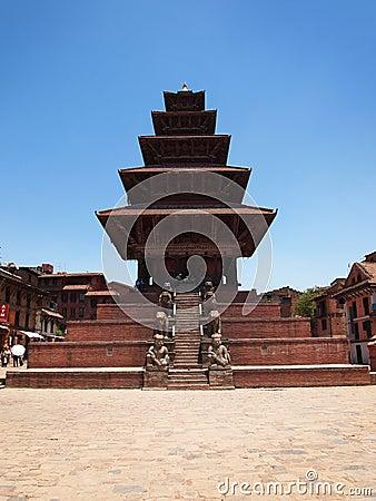 Nepal pagoda