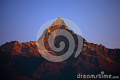 Nepal scenery
