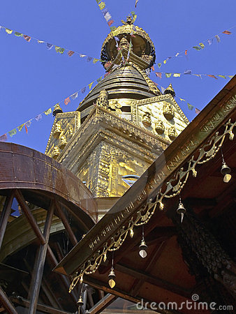 Nepal tower 1