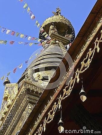 Nepal tower 3