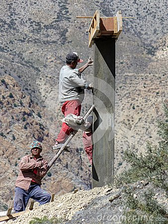 Free Nepalese Workers Stock Images - 69972794