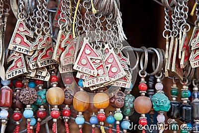 Nepali souvenirs
