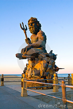 Free Neptune At VA Beach Royalty Free Stock Photography - 13688417