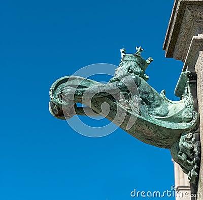 Neptune Figure