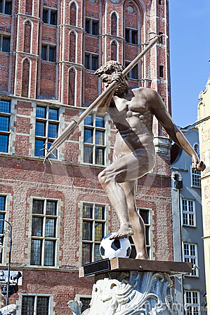Neptune ready for Euro 2012
