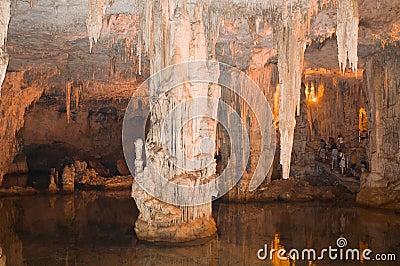 Neptune s cavern