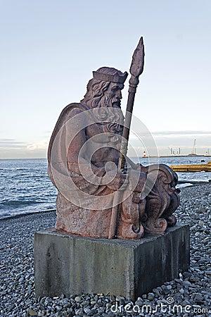 Neptune in Sochi