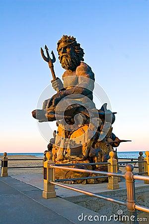 Neptune at VA Beach