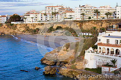 Nerja Town on Costa del Sol