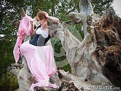 Nervöse Art und Weisebaumusteraufstellung
