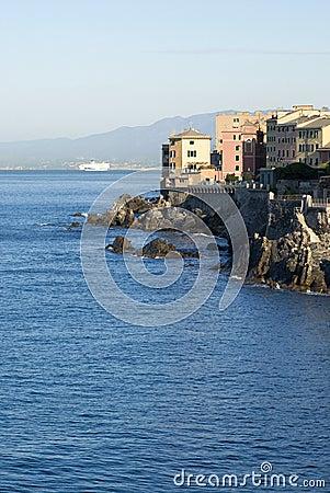 Nervi - Genoa, Italy