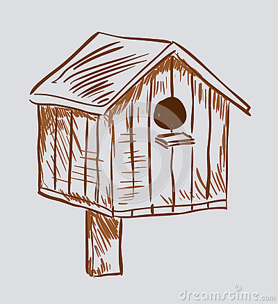 Nest box birdhouse