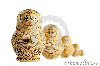 Nested dolls