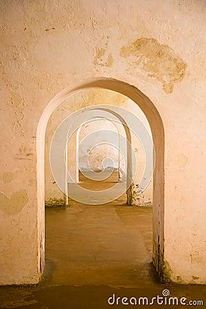 Nested doorways