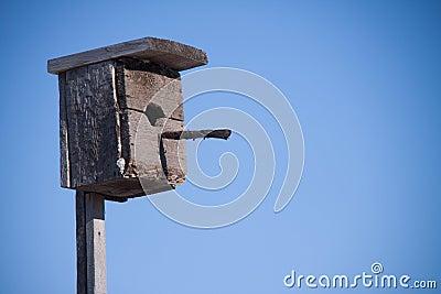 Nesting box;