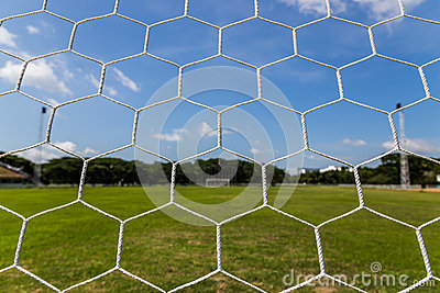 Net goal.