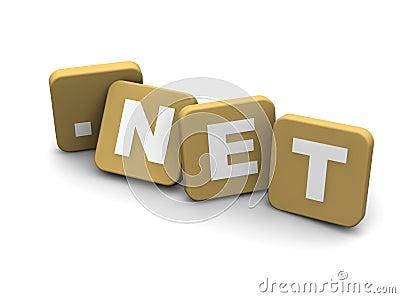 .NET text