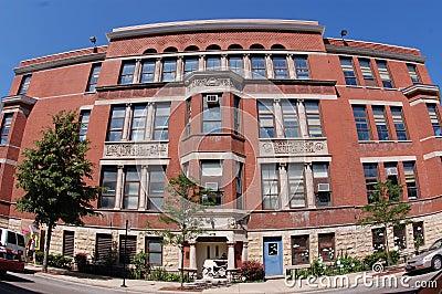 Nettelhorst Public School in Chicago