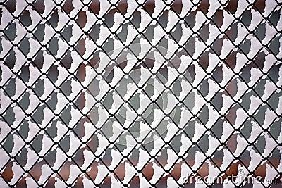 Netting pattern