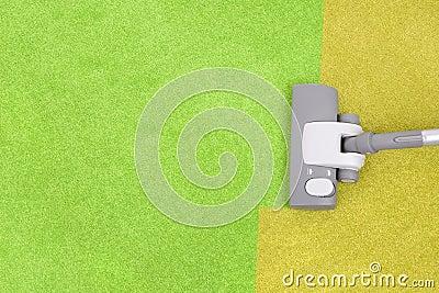 Nettoyage De Tapis Photos Libres De Droits Image 12760608