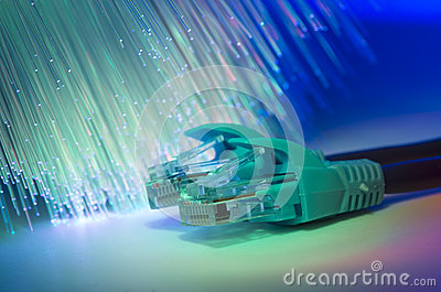 Network cable with high tech technology