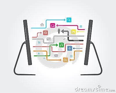 Network Cloud Connection