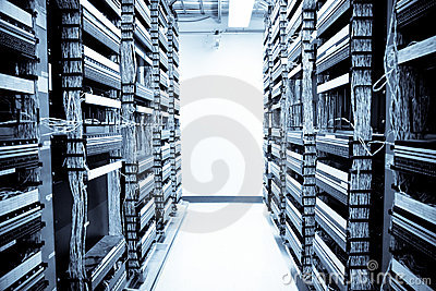 Network data center